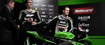 Kawasaki Racing Team Introduces Riders and New WSBK Bike [Video]