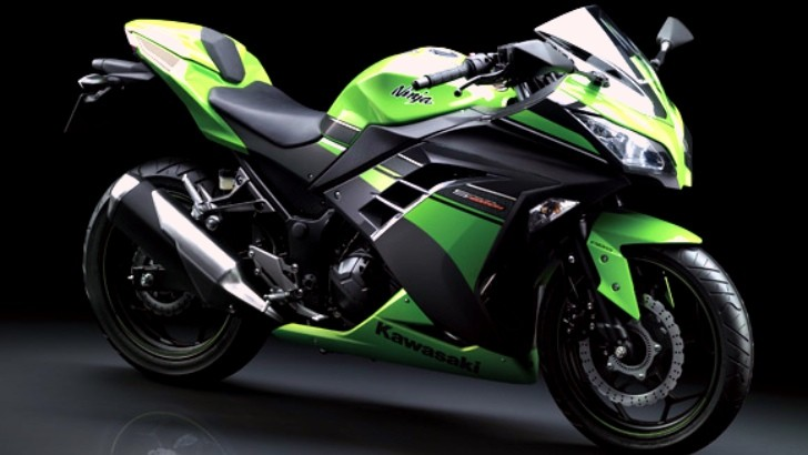 Kawasaki Reveals 2013 Ninja 250R [Photo Gallery]