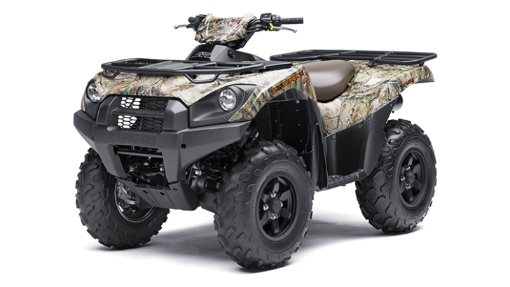 Kawasaki Reveals the 2014 Brute Force 750 4x4i Line-Up [Photo Gallery]