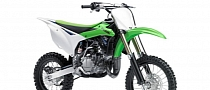 Kawasaki Rolls Out the All-New 2014 KX85 [Photo Gallery]
