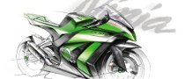Kawasaki Teases the 2011 Ninja ZX10R [Video]