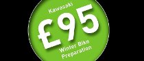 Kawasaki UK Launches Winter Bike Check Campaign
