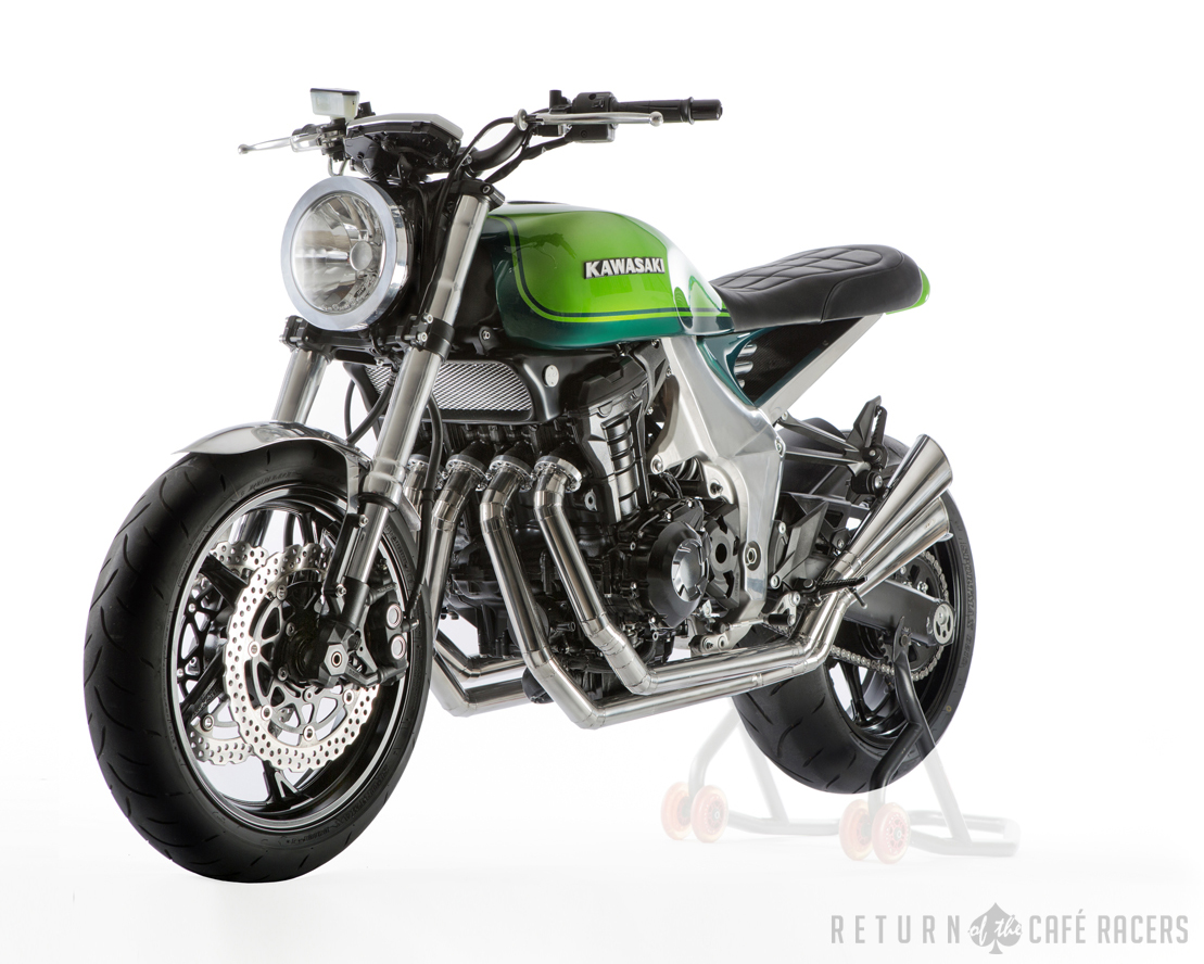 Kawasaki Z1000 40th Anniversary Concept