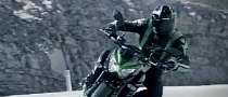 Kawasaki Z800, the Design Story [Video]