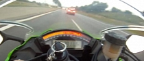 Kawasaki ZX-10R Races 700HP Audi RS6 ABT [Video]