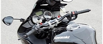 Kawasaki ZX-14R Handlebar Conversion Kit for Upright Riding