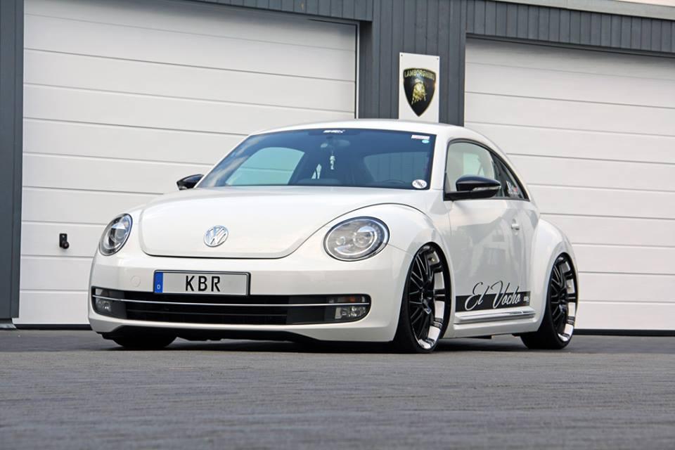 Kbr Motorsport Turned This Volkswagen Beetle Into El