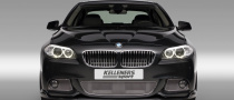 Kelleners Creates Tuning Package for the BMW 5 Series
