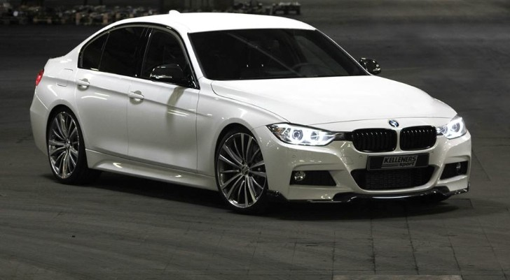 Kelleners Sport BMW 330d Goes from 75 to 124 mph in Just Over 10 Seconds [Video]