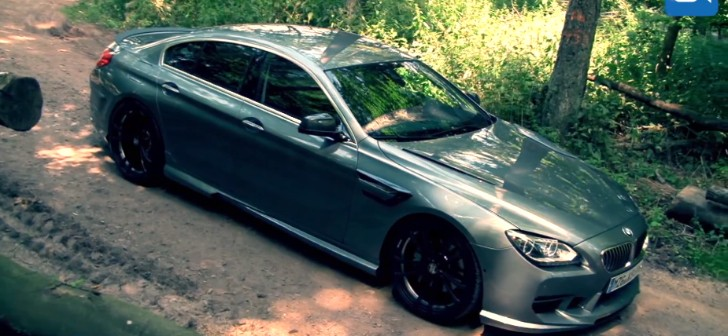 Kelleners Sport BMW 640i Gran Coupe Tested [Video]