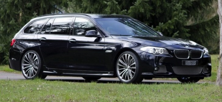 Kelleners Sport BMW F11 5-Series Touring [Photo Gallery]