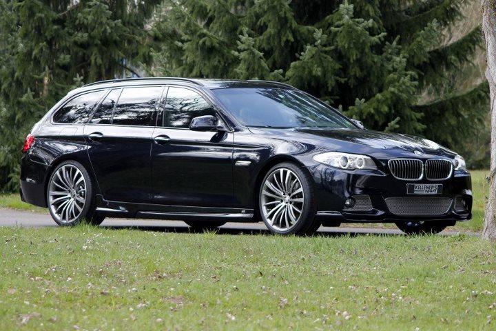 Kelleners Sport BMW F11 5-Series Touring - autoevolution