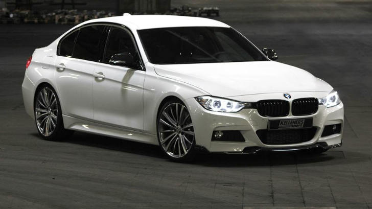 Kelleners Sport Presents M Sport BMW F30 3 Series [Photo Gallery]