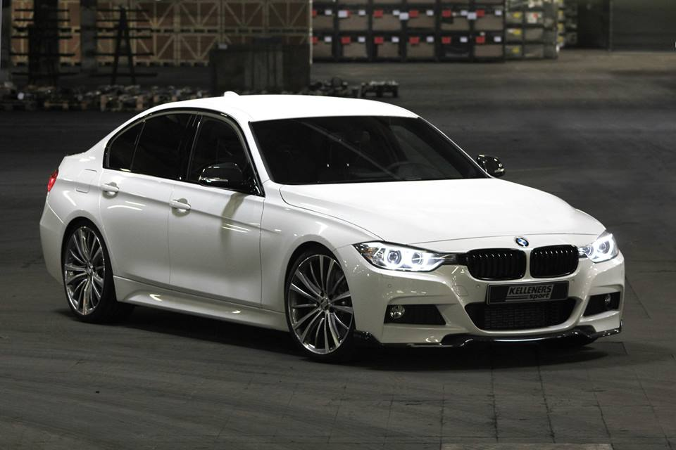 Kelleners Sport Presents M Sport Bmw F30 3 Series Autoevolution