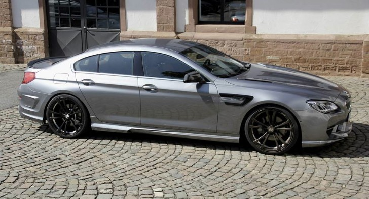 Kelleners Sport Upgraded BMW 640i Gran Coupe Is Fast [Video]