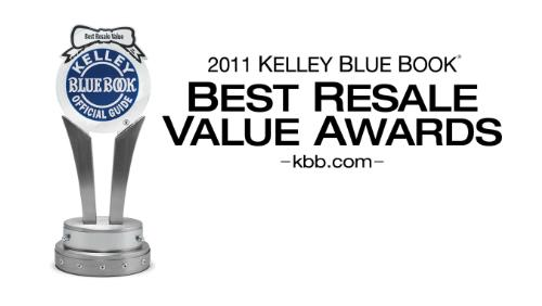 kelley blue book 39 s 2011 best resale value awards winners announced autoevolution. Black Bedroom Furniture Sets. Home Design Ideas