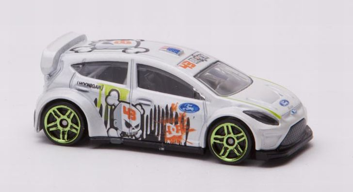 Ken Block Hot Wheels Scale Models and R/C Cars Launched