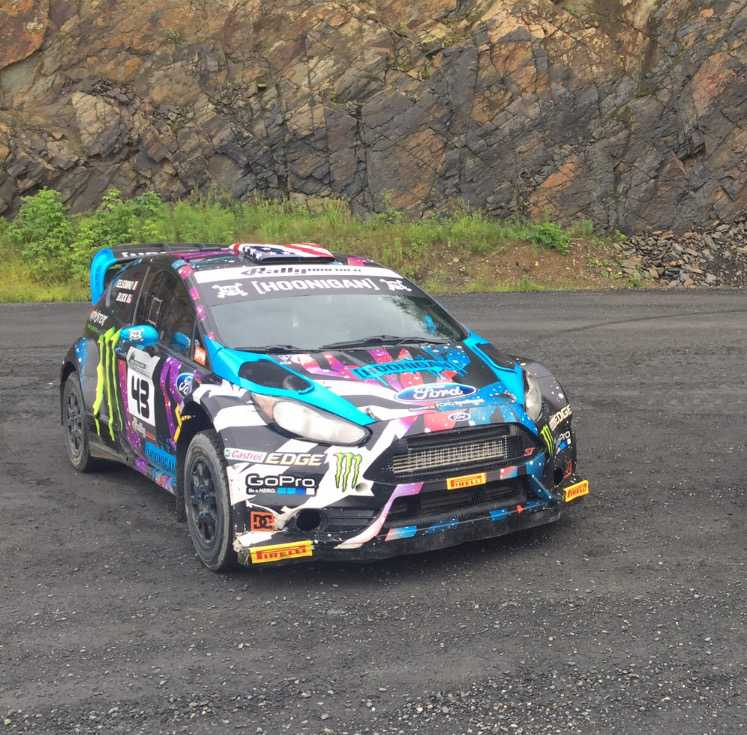 Ken Block S 600 Hp Gymkhana Ford Fiesta For Sale At