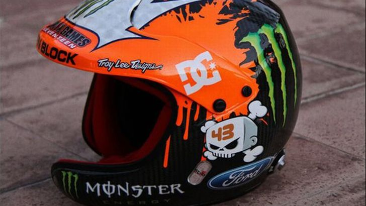 Ken Block's Helmet Stolen, Shotgun Ride Offered as Reward