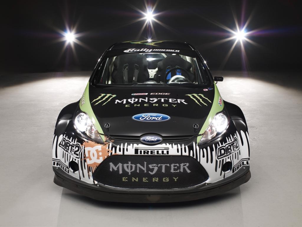 Ken Block to Debut Monster Fiesta at Rally America SNO*DRIFT ...