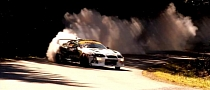 Kenneth Moen's Toyota Supra Turbo Hillclimb Drifting is Insane [Video]