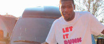 Kevin Durant's Custom Van [Video]