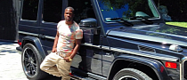 Kevin Hart Buys a Mercedes G63 AMG [Video]