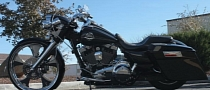 Kewl Metal 40-Degree Rake Kit for Harley-Davidson Road King  [Video]