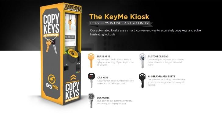 KeyMe Kiosks Allows Riders to Duplicate Their Motorcycle Keys