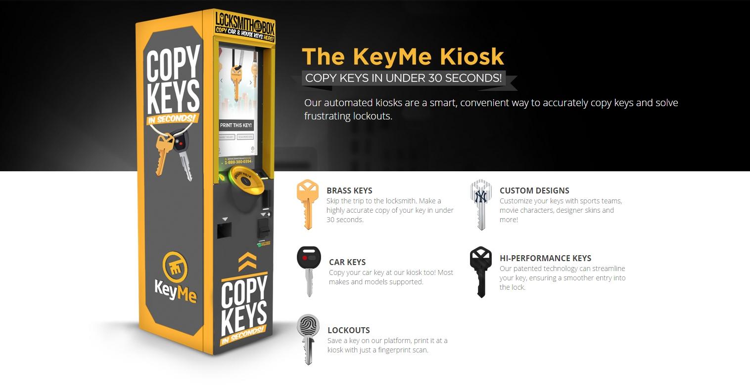 Honda Car Dealership >> Key Duplication kiosk automation