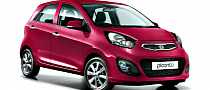 Kia Adds a Dash of Fuchsia Blush to Picanto Range