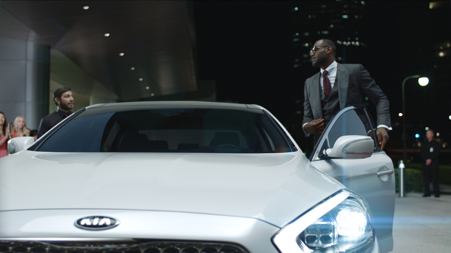 Kia And Nba Extend Partnership Lebron James To Star In