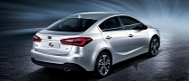 Kia Announces 2014 Forte Debut at LA Auto Show