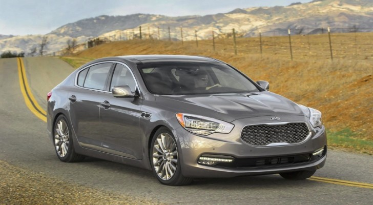 Kia Announces Pricing for the All-New 2015 K900