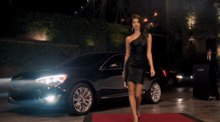 Kia Cadenza Commercial: Impossible to Ignore [Video]
