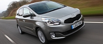 Kia Carens UK Pricing, Specs Released [Photo Gallery]