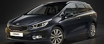 New 2013 Kia cee'd Station Wagon: First Photo