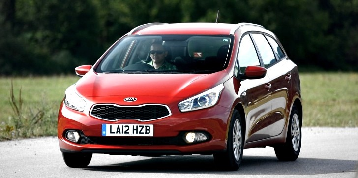 Kia Cee'd Sportswagon Goes on Sale in UK
