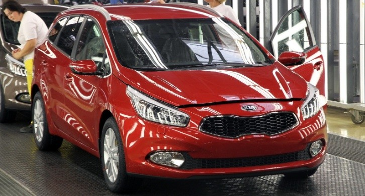 Kia Cee'd Sportswagon Production Starts in Slovakia