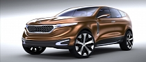 Kia Cross GT Concept Revealed