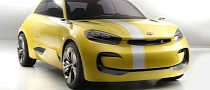 Kia CUB Concept Revealed, Has a Mustache [Photo Gallery]
