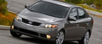 Kia Forte Awarded to Kia Motors Performance Challenge Winner