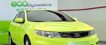 Kia Forte LPI Hybrid Comes in August
