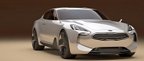 Kia Fully Reveals Its New GT Concept, Could Enter Production