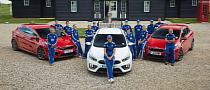 Kia Gives pro_cee'd GT to England Women's Cricket Team