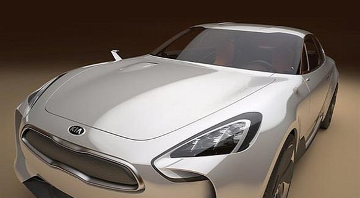 Kia GT Concept Will Enter Production in 2013