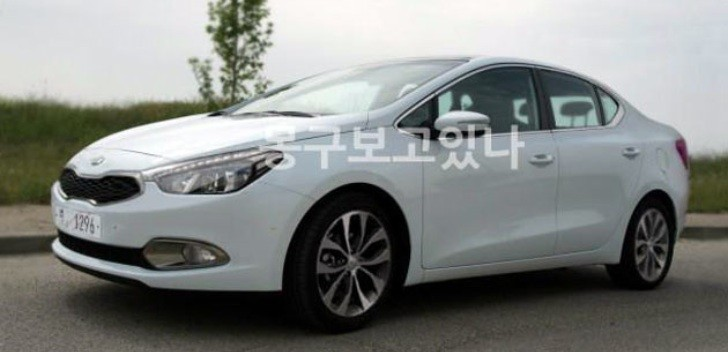 Kia K3 / Forte / Cerato Scooped [Video]