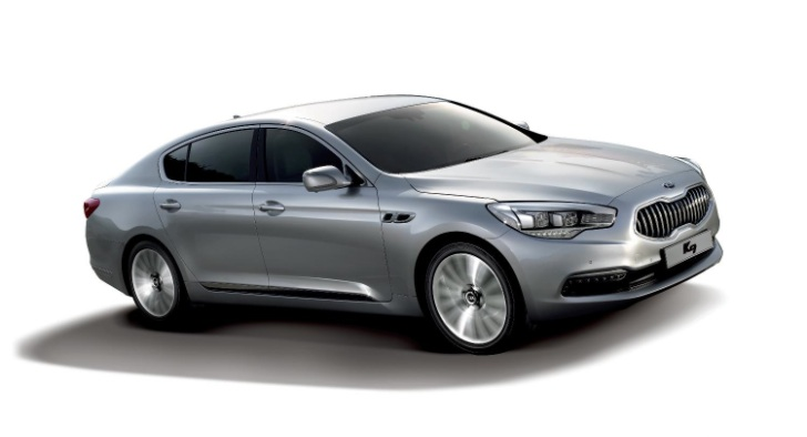 Kia K9 Saloon Goes on Sale in Korea [Video]