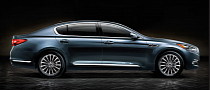 Kia K900 Confirmed for Los Angeles Debut, First Photo Released