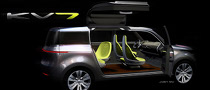 Kia KV7 Concept Ready for 2011 NAIAS